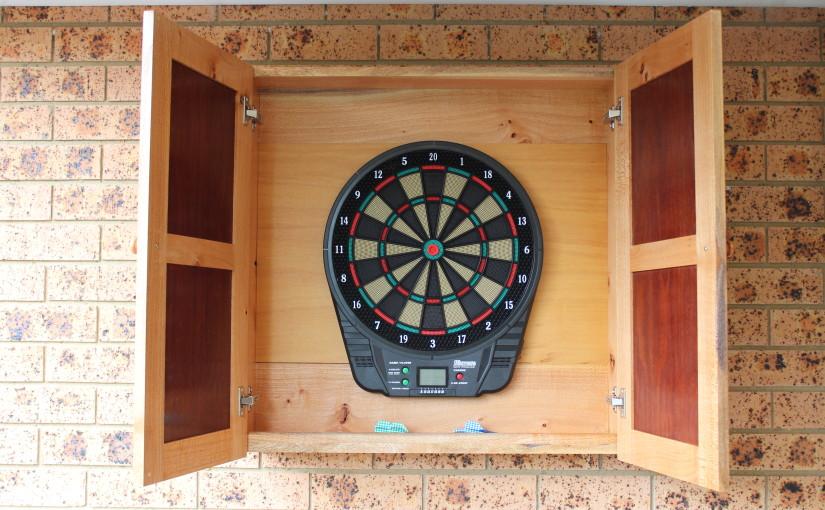 Darts Cabinet