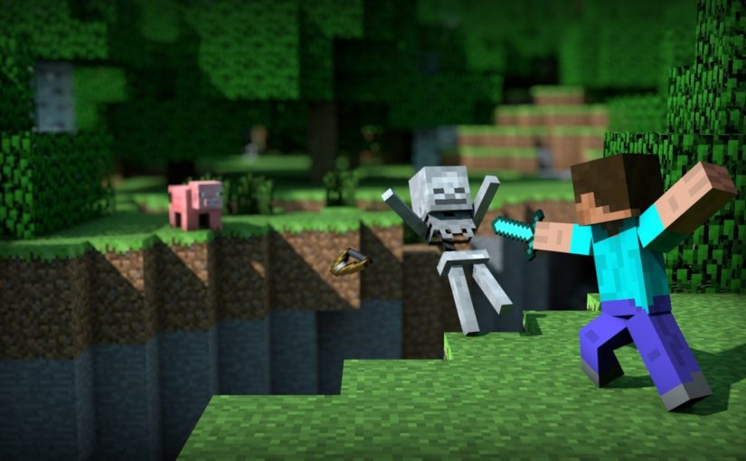 Minecraft – Made by Mikal