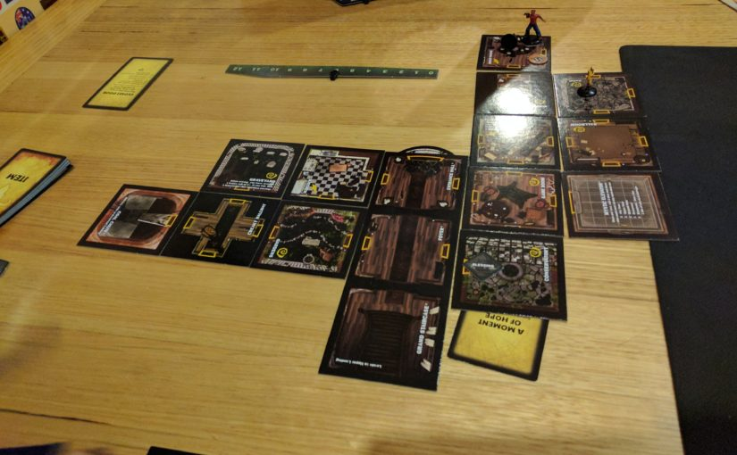Game review: Betray at House on the Hill