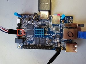Orange Pi Prime Serial Port